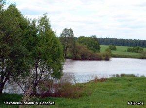 Природно-экологическая ситуация Чеховского района Московской области