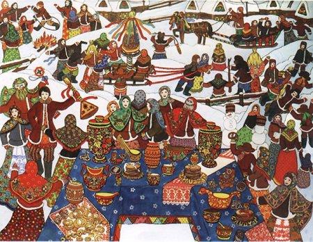 «Мелихово» готовится к Широкой Масленице 21 февраля
